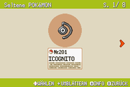 Pokémon-Habitate Seltene Pokémon Seite 1 NationalDex.png