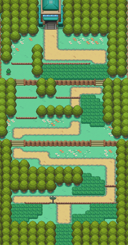 Route 1 Kanto Pokewiki