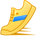 Pokémon GO - Medaille Jogger Gold.png
