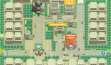Twindrake City in Pokémon Weiß