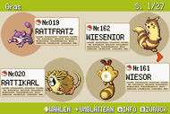 Pokémon-Habitate Gras Seite 1 NationalDex.png