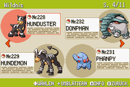 Pokémon-Habitate Wildnis Seite 4 NationalDex.png