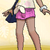 Shorts Sattes Rosa weiblich SoMo.png