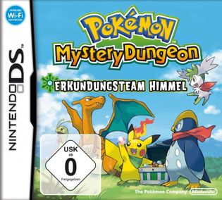 Pokémon Mystery Dungeon Erkundungsteam Himmel Packshot.jpg