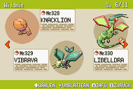 Pokémon-Habitate Wildnis Seite 6 NationalDex.png