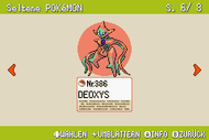 Pokémon-Habitate Seltene Pokémon Seite 6 NationalDex.png